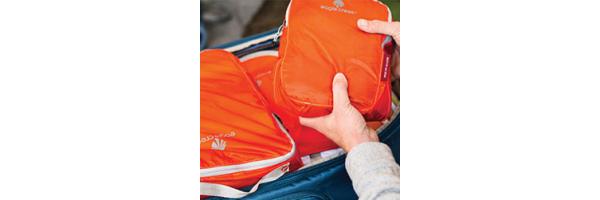 Packsäcke und wasserdichte Beutel