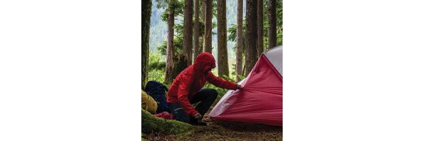 Zelte und Zubehör