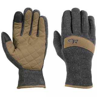 Outdoor Research OR Exit Sensor Gloves charcoal M