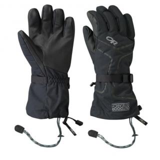 OR Mens Highcamp Gloves black M