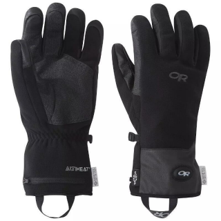 OR Gripper Heated Sensor Gloves black S