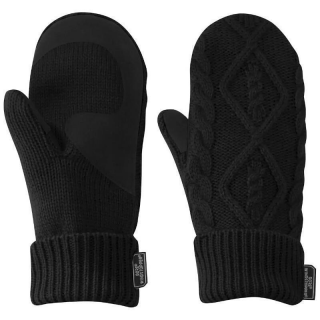 Outdoor Research OR Womens Lodgeside Mitts black M