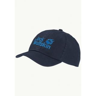 Jack Wolfskin KIDS BASEBALL CAP night blue ONE SIZE (49-55CM)