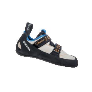 Scarpa Velocity lightgray/royal blue 41,5