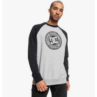 DC Shoes CIRCLE STAR XSSK  Grey Heather/Black S