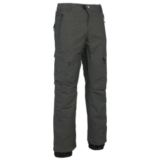 MNS GLCR QUANTUM THERMA PANT Charcoal Heather M
