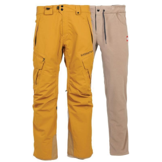 MNS SMARTY CARGO PNT Golden Brown M