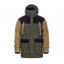 CORDON JACKET (olive)