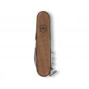 Spartan Wood, 91 mm, Nussbaumholz