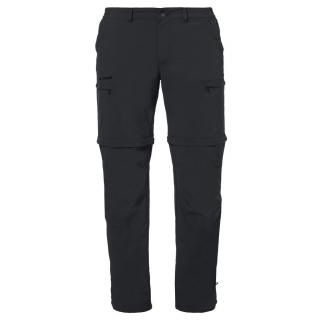 Vaude Mens Farley ZO Pants IV black 48-Short