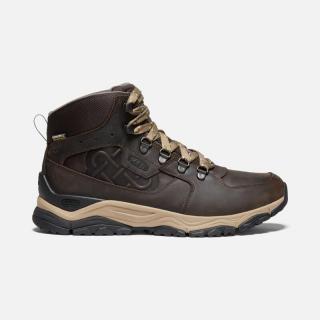 Keen Innate Leather Mid WP LTD 44,0 Braun
