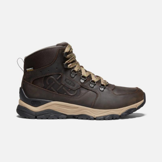 Keen Innate Leather Mid WP LTD 47,5 Braun