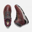 Innate Leather Mid WP LTD 41,0 Rot