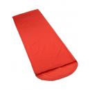 Vaude Biwak II.2, glowing red