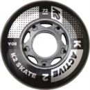 72 MM ACTIVE WHEEL 4-PACK