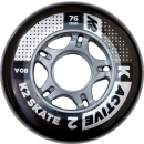 76 MM ACTIVE WHEEL 4-PACK