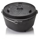Petromax Feuertopf  (Dutch Oven) mit Füßen