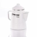 Petromax Tee- und Kaffee-Perkolator Weiß (9 Tassen)