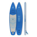 Indiana SUP 116 Family Pack BLUE with 3-piece...