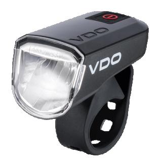 VDO Cyclecomputing Eco Light M30 Fahrradlampe