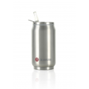 -Pull Canit isotherm 280ml Metal argent bril/Silverstar...