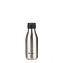 -Bottle UP TimeUP isotherm 280ml Metallic argent/9fl.oz...