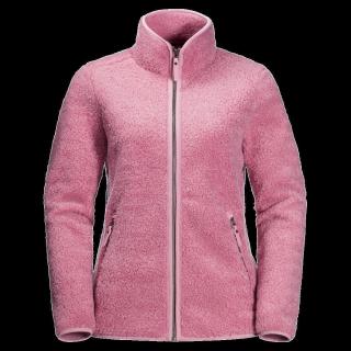 HIGH CLOUD JACKET W-dusty pink-XL