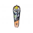 Talbot Torro Badminton Set orange-cyan (2 Schläger +...