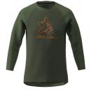 PureFlowz Shirt 3/4 Men