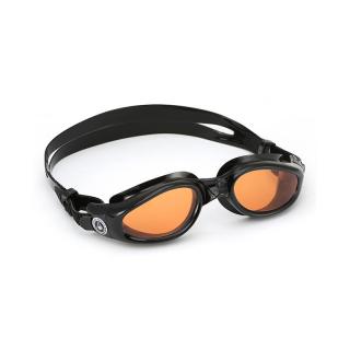 black/orange getönt