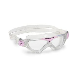 transparent/light pink transparent