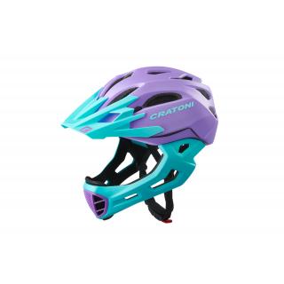 purple-turquoise matt