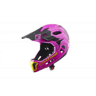 pink-black matt